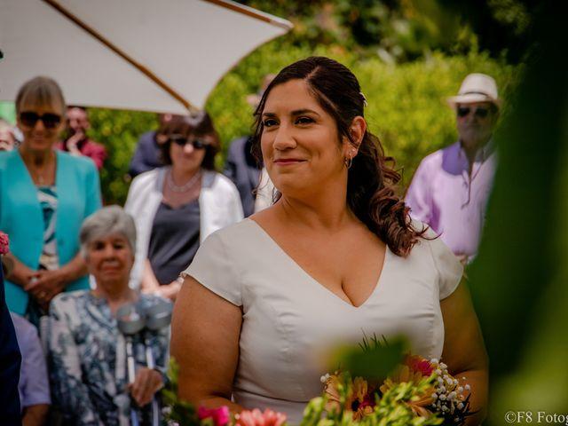 El matrimonio de David y Macarena en Peñaflor, Talagante 14