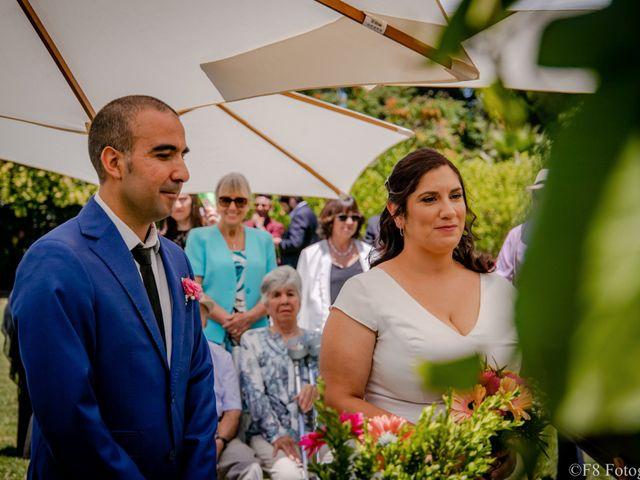 El matrimonio de David y Macarena en Peñaflor, Talagante 15
