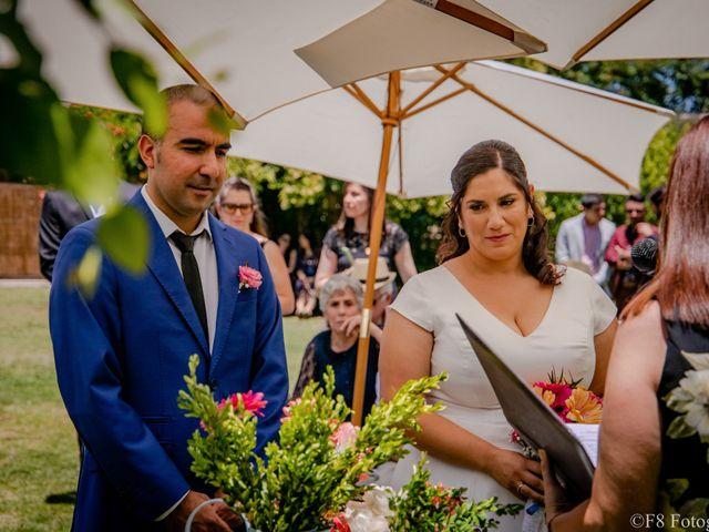 El matrimonio de David y Macarena en Peñaflor, Talagante 17