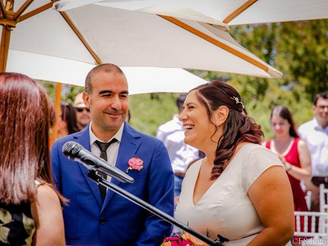 El matrimonio de David y Macarena en Peñaflor, Talagante 18