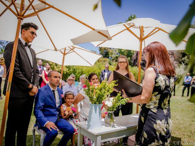 El matrimonio de David y Macarena en Peñaflor, Talagante 19