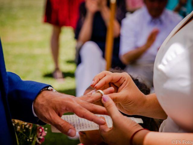 El matrimonio de David y Macarena en Peñaflor, Talagante 23