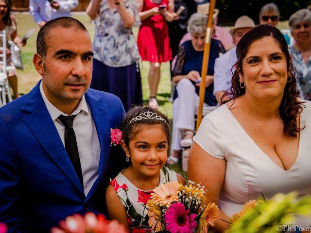 El matrimonio de David y Macarena en Peñaflor, Talagante 24