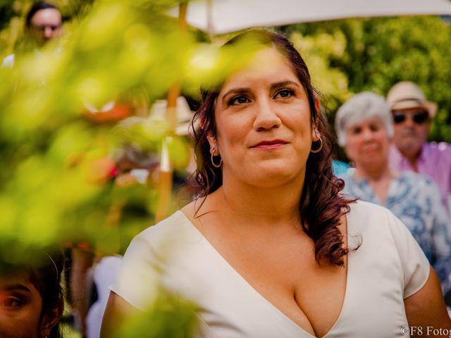 El matrimonio de David y Macarena en Peñaflor, Talagante 25