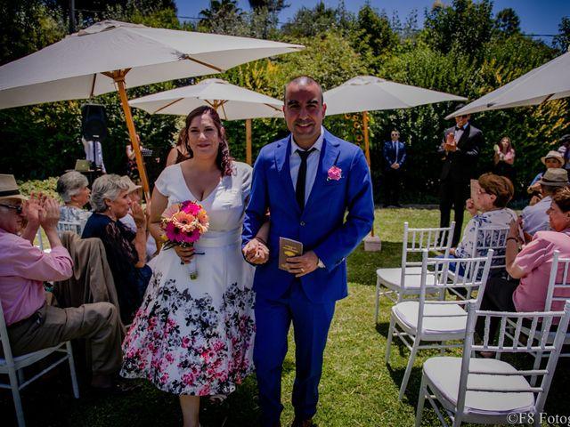 El matrimonio de David y Macarena en Peñaflor, Talagante 26