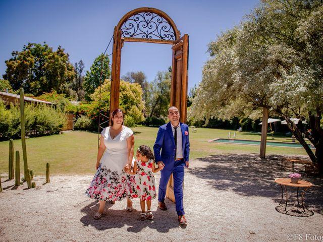 El matrimonio de David y Macarena en Peñaflor, Talagante 28