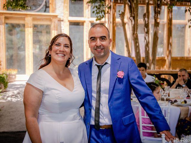 El matrimonio de David y Macarena en Peñaflor, Talagante 29