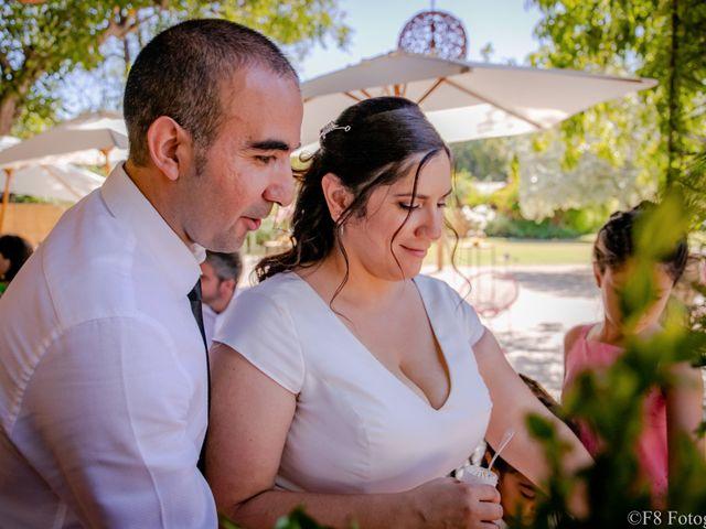 El matrimonio de David y Macarena en Peñaflor, Talagante 31