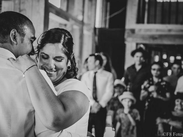 El matrimonio de David y Macarena en Peñaflor, Talagante 32