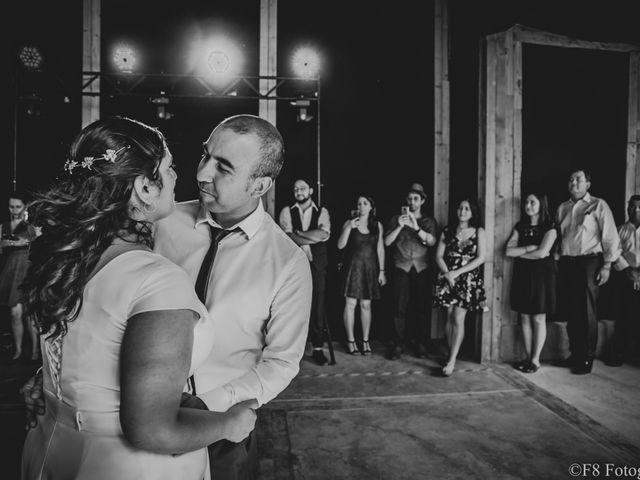 El matrimonio de David y Macarena en Peñaflor, Talagante 33