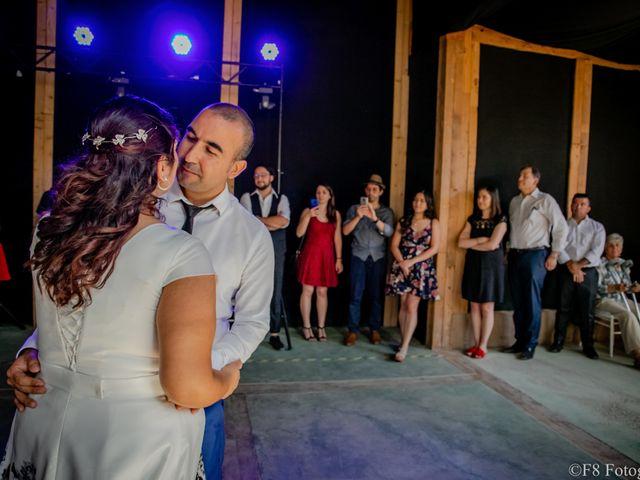El matrimonio de David y Macarena en Peñaflor, Talagante 34
