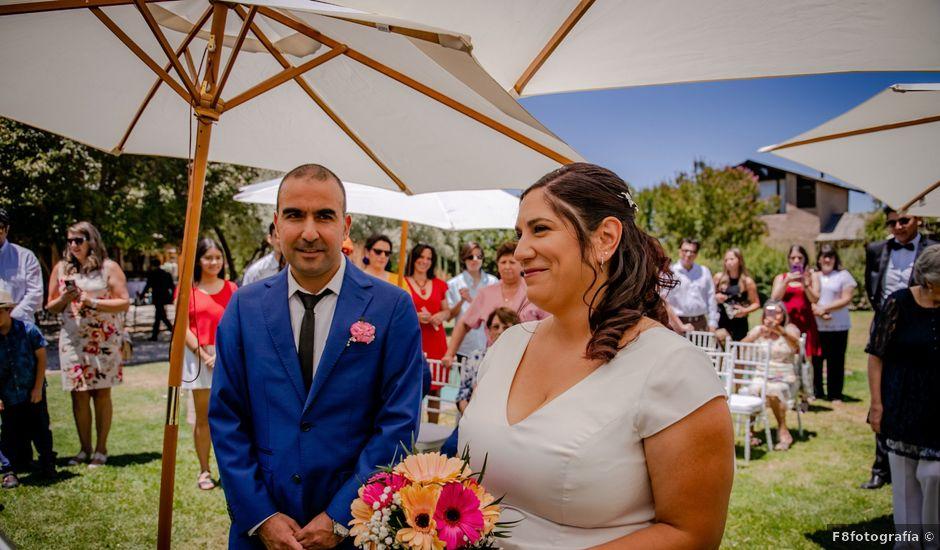 El matrimonio de David y Macarena en Peñaflor, Talagante