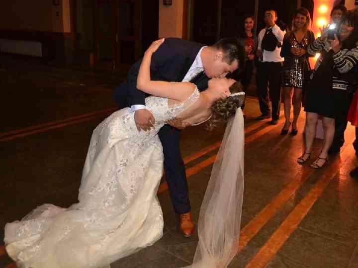 El matrimonio de Mariela y Mario