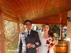 El matrimonio de Ana y Oscar 117