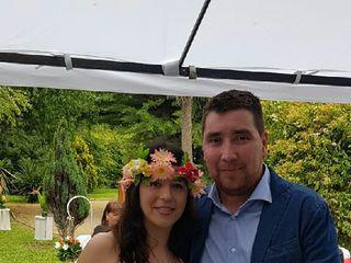 El matrimonio de Rosa  y Fabián  1