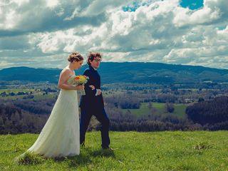 El matrimonio de Paulina y Mauro