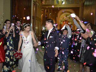 El matrimonio de Mariela y Mario 3