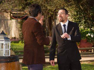 El matrimonio de Ana y Oscar 2
