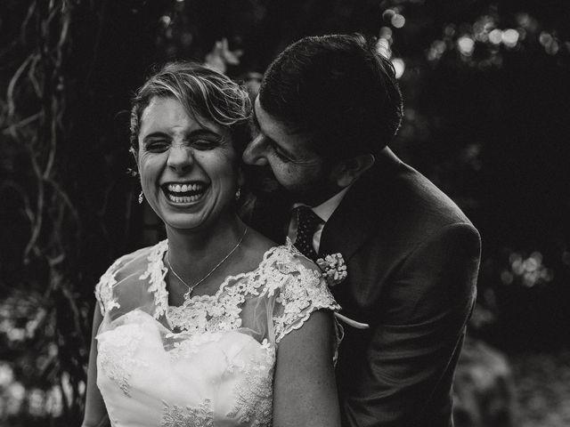El matrimonio de Catalina y Marcelo