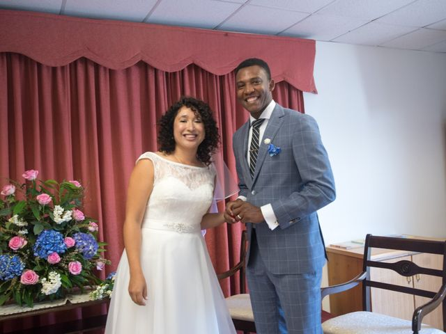 El matrimonio de Pamela y Francky en Viña del Mar, Valparaíso 9