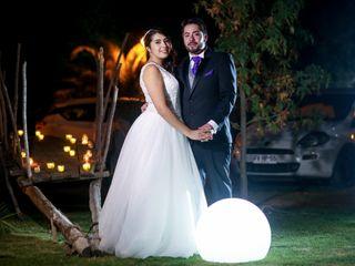 El matrimonio de Camila y Ricardo