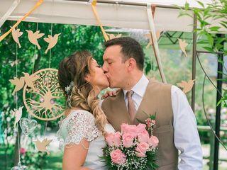 El matrimonio de Andrea y Gianni 2
