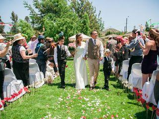 El matrimonio de Andrea y Gianni 3