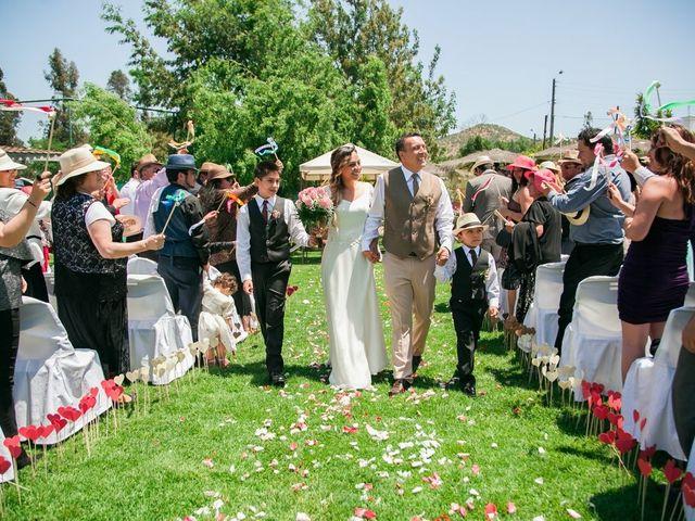 El matrimonio de Andrea y Gianni
