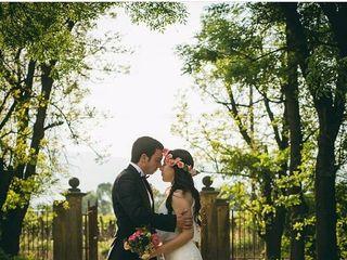 El matrimonio de Sebastian  y Francisca  1
