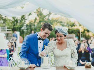 El matrimonio de Macarena y Lucas