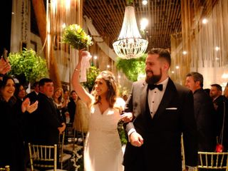 El matrimonio de Katherin  y Wilhelm  3
