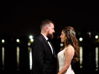 El matrimonio de Katherin  y Wilhelm