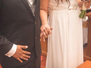 El matrimonio de Eduardo y Camila 3
