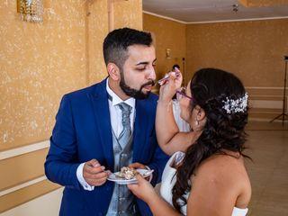 El matrimonio de Fabiola y Miguel 1
