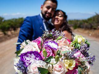 El matrimonio de Fabiola y Miguel