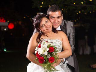 El matrimonio de Mariela y Eduard