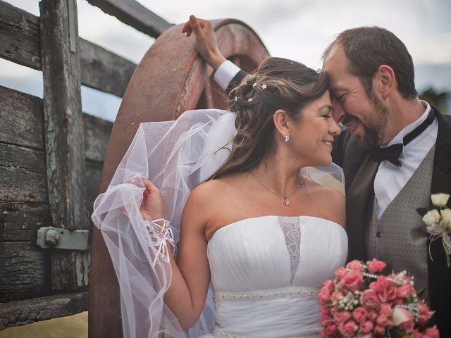 El matrimonio de Paola y Enrique