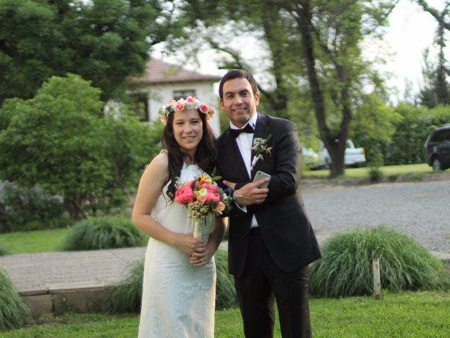 El matrimonio de Sebastian  y Francisca