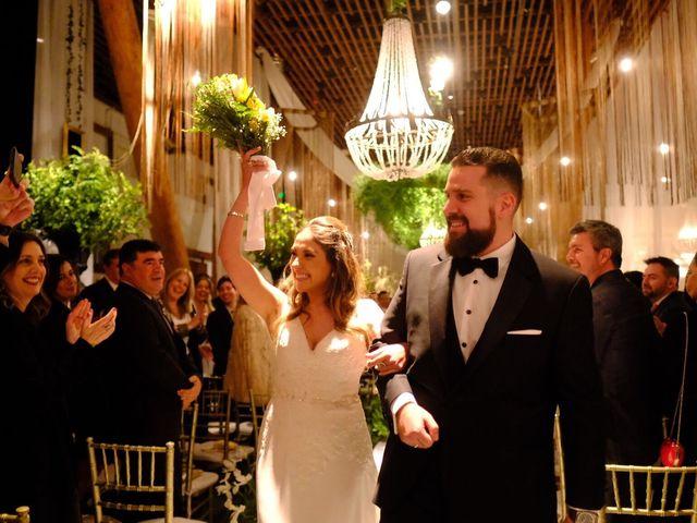 El matrimonio de Wilhelm  y Katherin  en Colina, Chacabuco 2