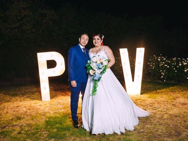 El matrimonio de Pablo  y Verónica