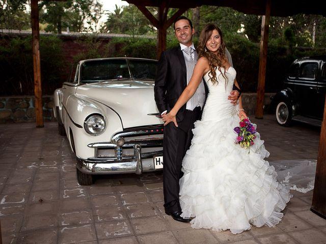 El matrimonio de Elisa y Freddy