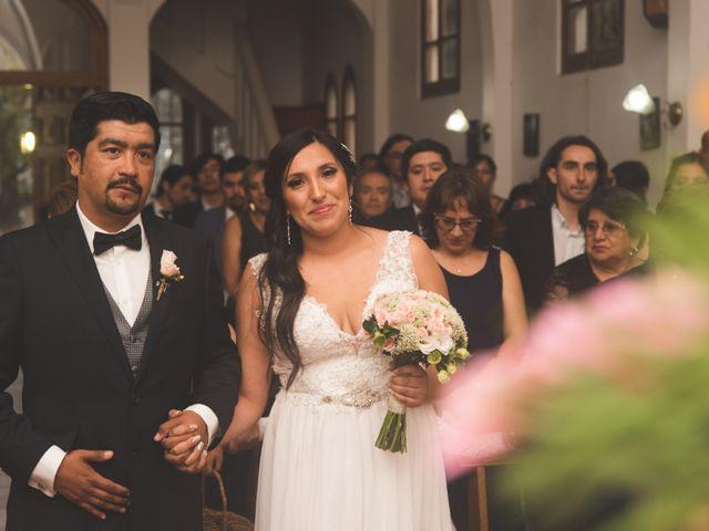 El matrimonio de Camila y Eduardo en Olmué, Quillota 4