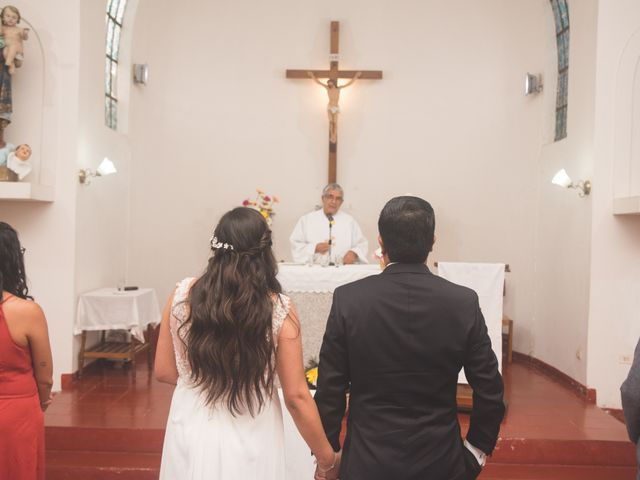 El matrimonio de Camila y Eduardo en Olmué, Quillota 7