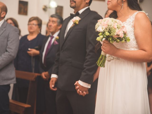 El matrimonio de Camila y Eduardo en Olmué, Quillota 8