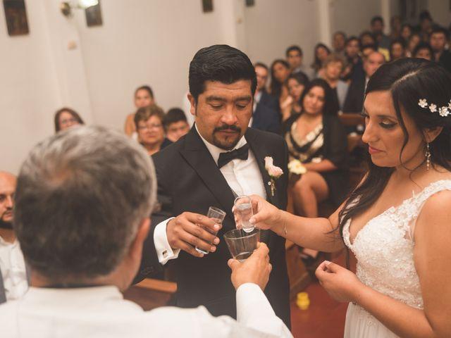 El matrimonio de Camila y Eduardo en Olmué, Quillota 12
