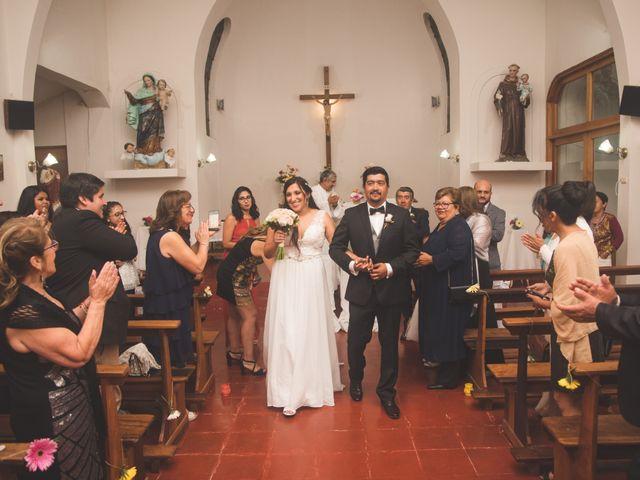 El matrimonio de Camila y Eduardo en Olmué, Quillota 14