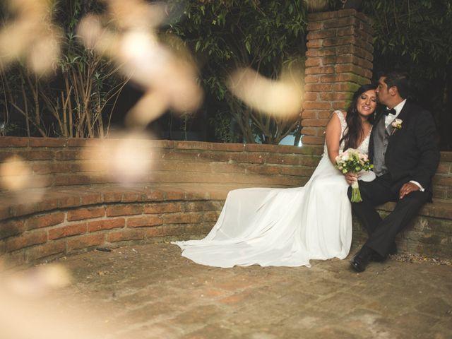 El matrimonio de Eduardo y Camila