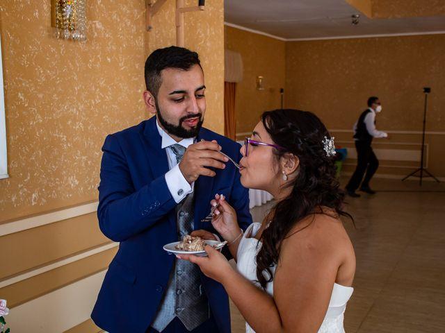 El matrimonio de Miguel y Fabiola en Pudahuel, Santiago 2