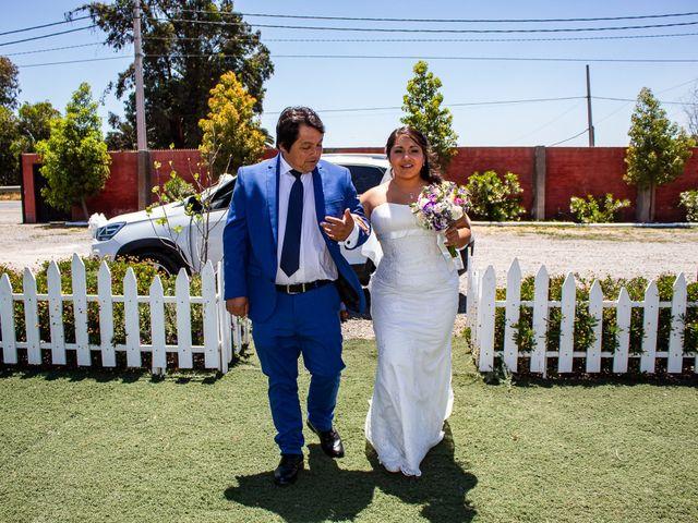 El matrimonio de Miguel y Fabiola en Pudahuel, Santiago 17