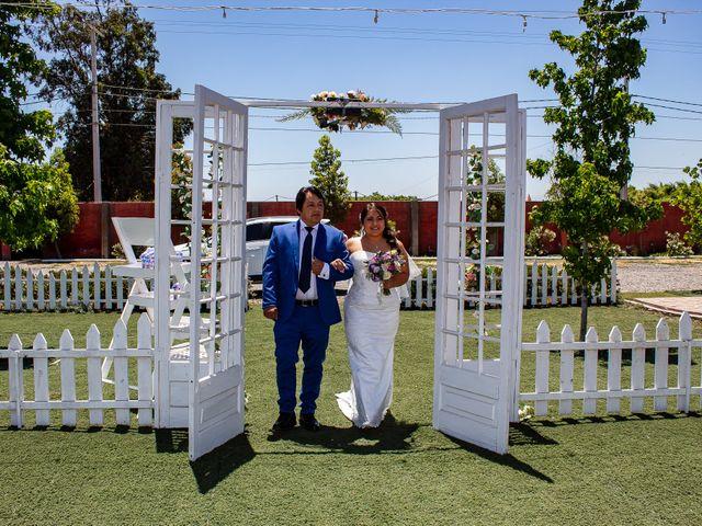 El matrimonio de Miguel y Fabiola en Pudahuel, Santiago 18